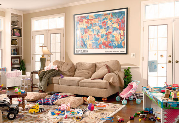 How To Organize A Messy Child S Room